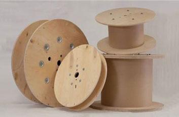 انواع البكرات الخشبية