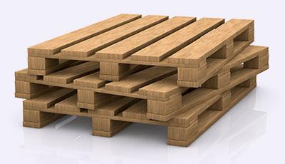 نقاط قوت استفاده از پالت چوبی