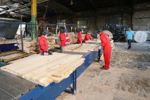 تولید کننده پالت چوبی