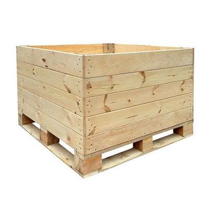 باکس پالت چوبی چیست؟