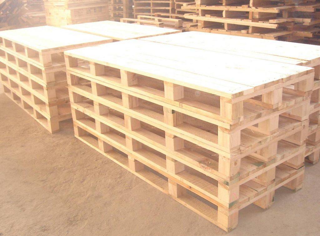 ابعاد پالت چوبی