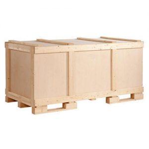 جعبه چوبی صنعتی