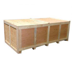پالت چوبی برای بسته بندی