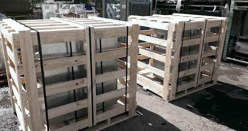 نقش و کاربرد پالت چوبی برای بسته بندی محصولات