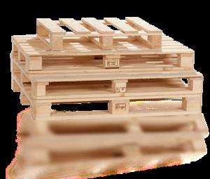 بازیافت پالت چوبی