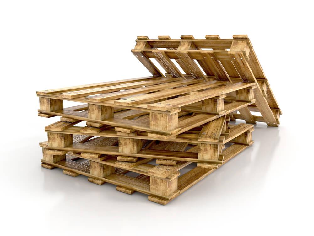 عمر مفید پالت های چوبی چقدر است؟